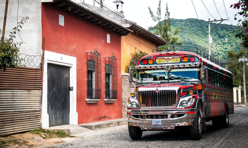 Experience a new kind of commute as a volunteer in Guatemala