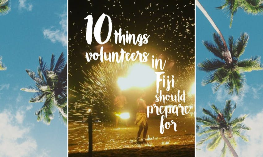 Volunteer with IVHQ in Fiji