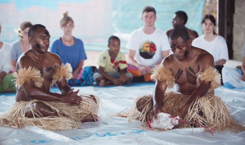 Volunteer in Fiji with IVHQ and experience the culture