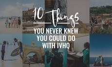 10 Things You Never Knew You Could Do With IVHQ)