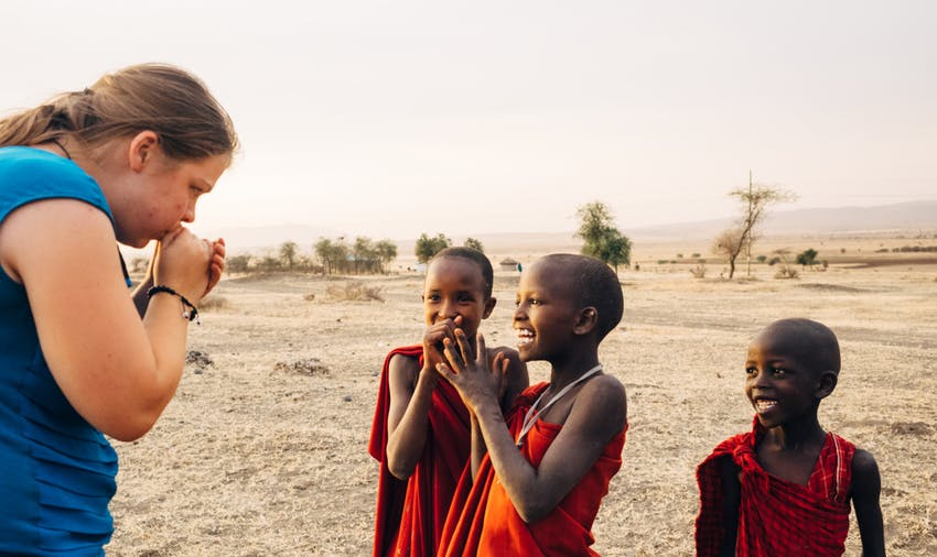 Teach in a Maasai school with IVHQ