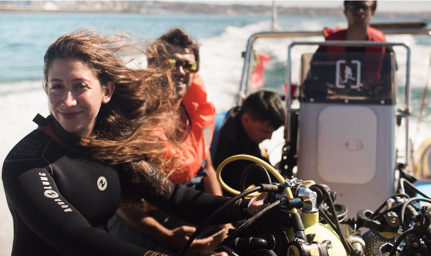Learn to dive in Portugal with IVHQ