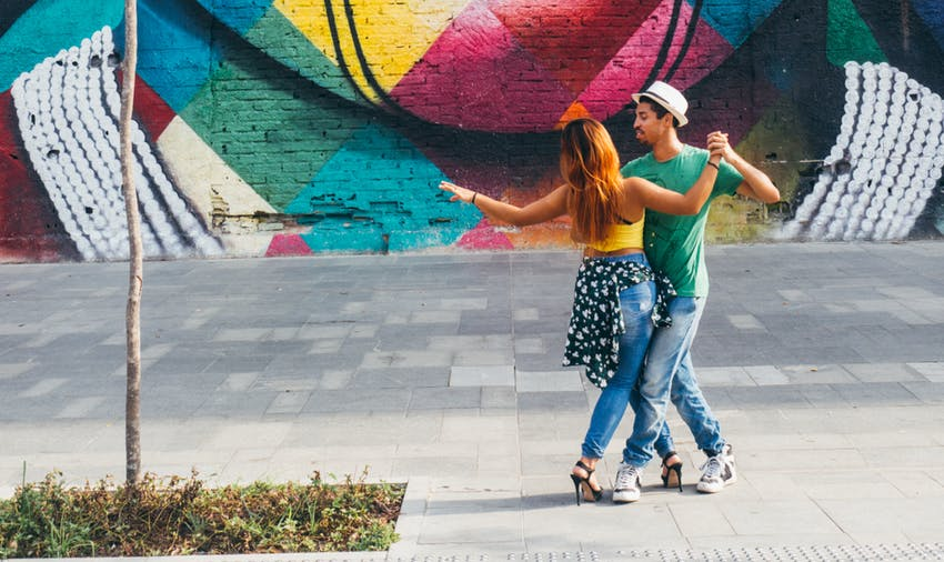 Learn to tango in Argentina while volunteering with IVHQ