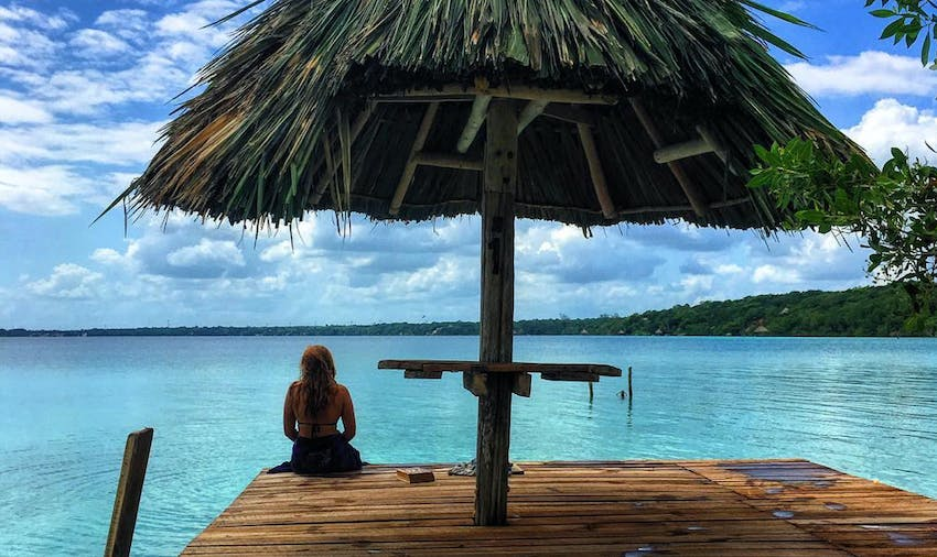Volunteer in Mexico and explore Lake Bacalar