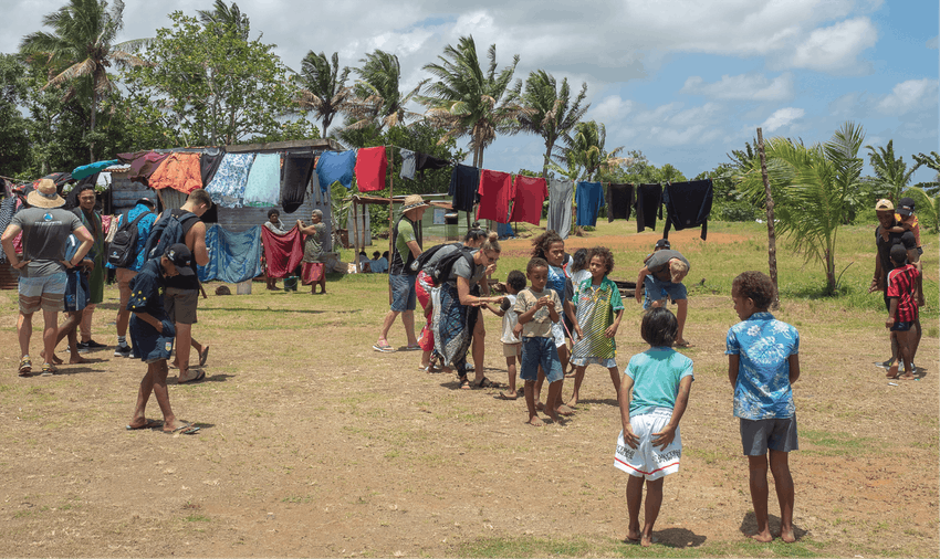 Best Summer Volunteer Abroad Programs Fiji
