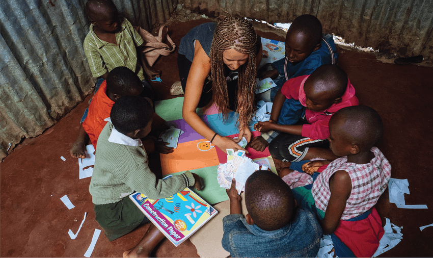 Best Summer Volunteer Abroad Programs Kenya