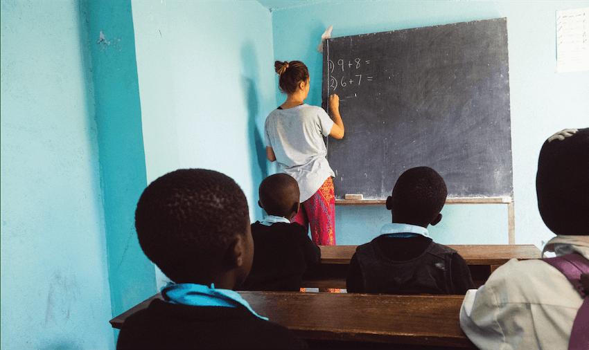 Best Summer Volunteer Abroad Programs Tanzania