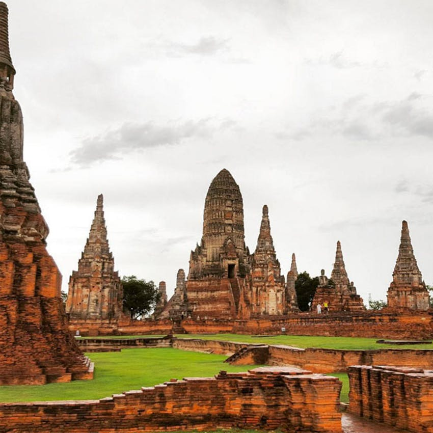 Visit Ayutthaya in Thailand during an IVHQ weekend in Thailand