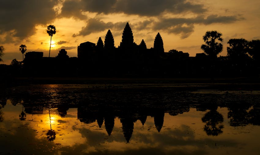 Visit the temples of Angkor Wat as a volunteer in Cambodia with IVHQ