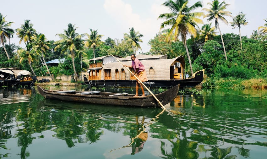 Make your adventure trips in India mean more as a volunteer in Kerala