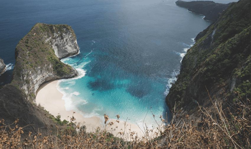 Visit the island of Nusa Penida as an IVHQ volunteer in Bali