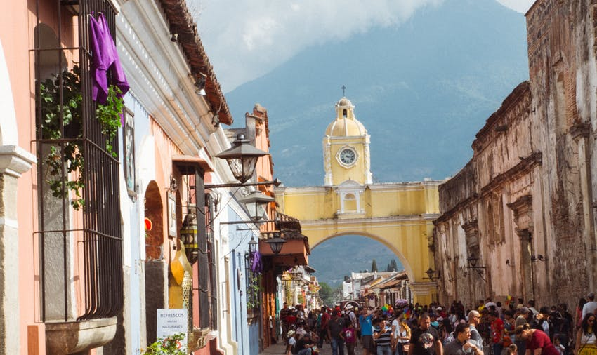 Experience the culture and people of Guatemala on your winter break with IVHQ