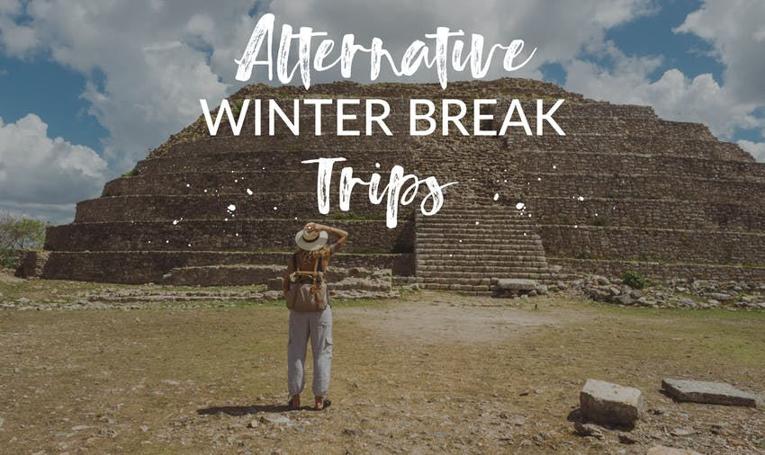 Top Alternative Winter Break Trips with IVHQ