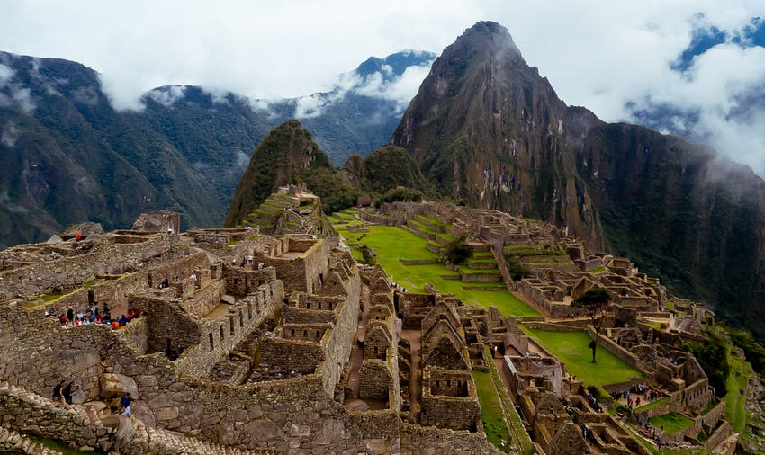 Experience the culture and people of Peru on your winter break with IVHQ