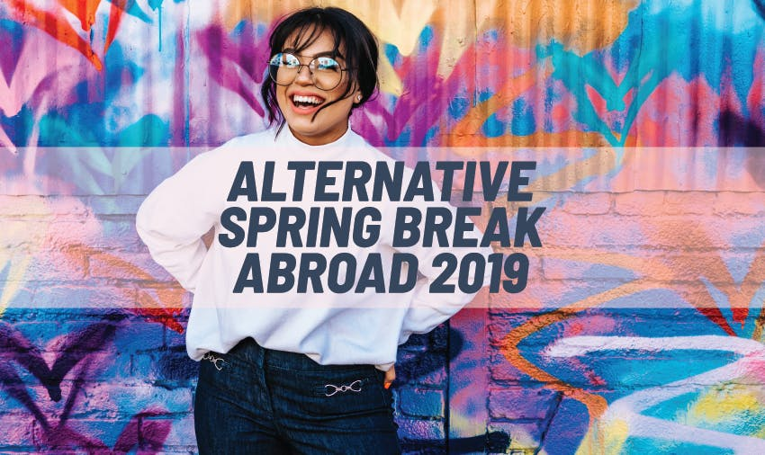 Alternative Spring Break 2019  Programs