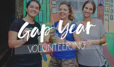 Gap Year Volunteering - Best Gap Year Volunteer Programs & Opportunities 2018