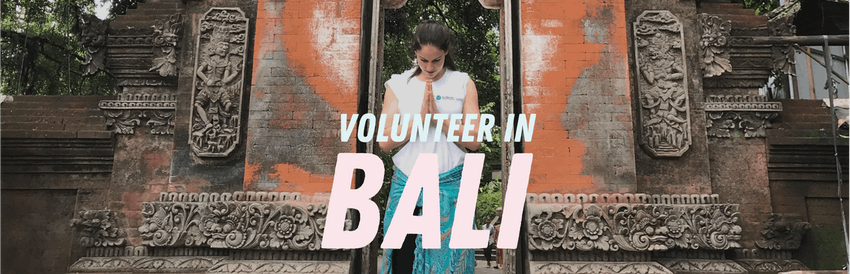 2018 volunteer abroad programs: volunteer in Bali