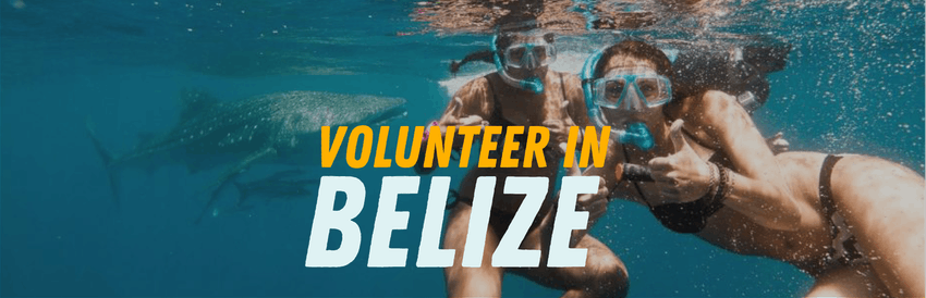 2018 volunteer abroad programs: volunteer in Belize