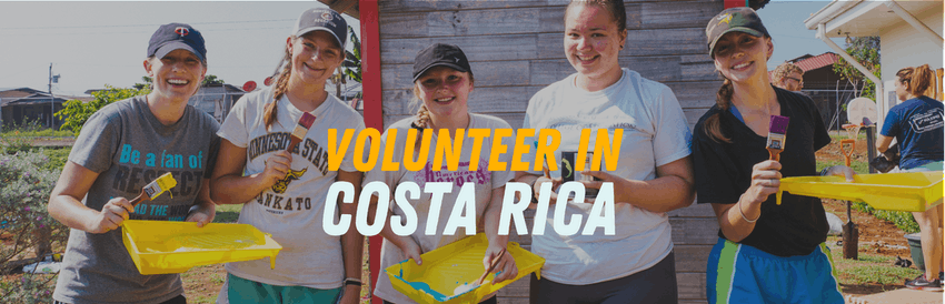 2018 volunteer abroad programs: volunteer in Costa Rica