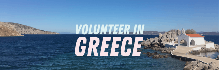 2018 volunteer abroad programs: volunteer in Greece