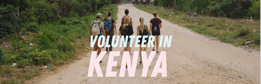 2018 volunteer abroad programs: volunteer in Kenya with IVHQ