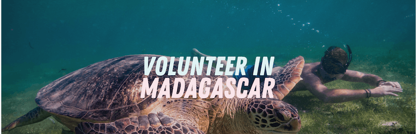 2018 volunteer abroad programs: volunteer in Madagascar