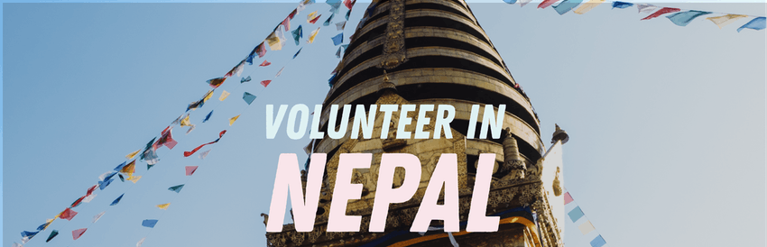 2018 volunteer abroad programs: volunteer in Nepal with IVHQ