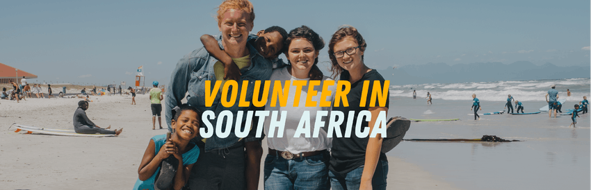 2018 volunteer abroad programs: volunteer in South Africa with IVHQ