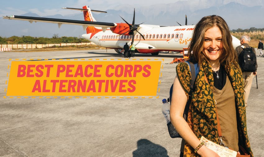 Short-Term Peace Corps Alternatives with IVHQ