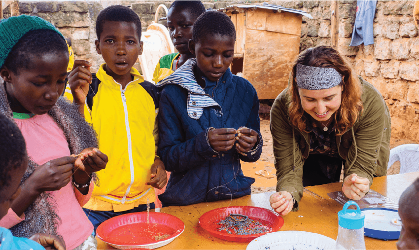 Christmas Volunteering Abroad in Kenya