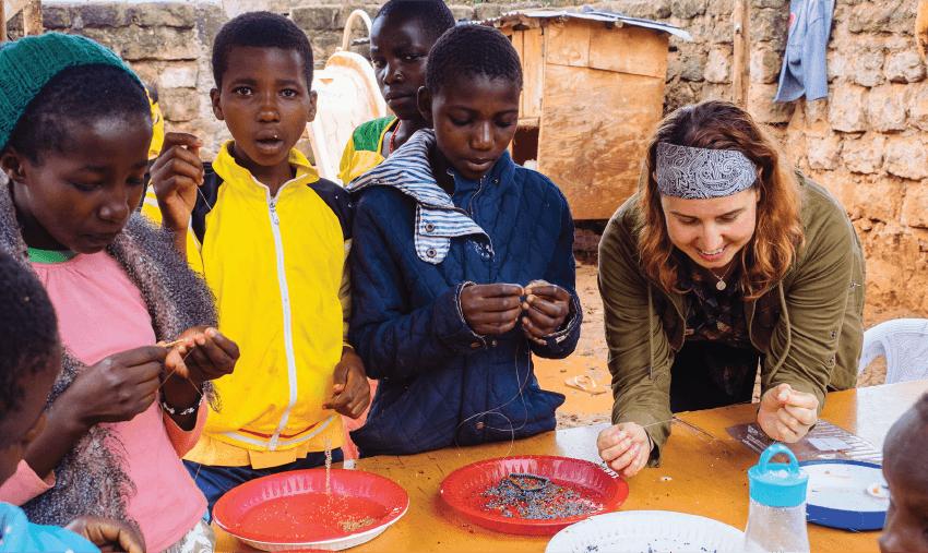 Christmas Volunteering Abroad in Kenya