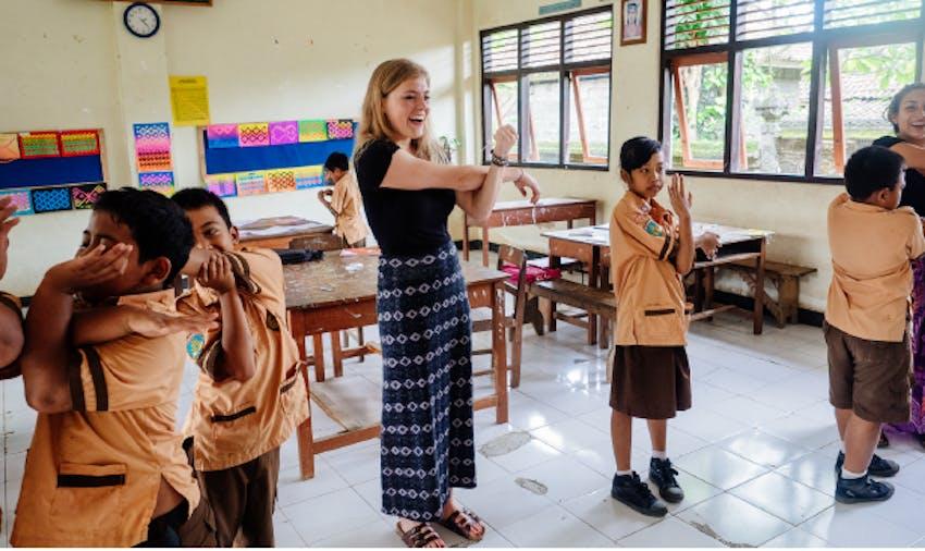 Best Summer Volunteer Abroad Programs Bali