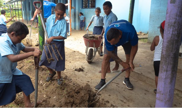 Best Summer Volunteer Abroad Programs Fiji