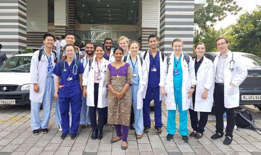 Best Summer Volunteer Abroad Programs India