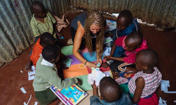 Best Summer Volunteer Abroad Programs Kenya