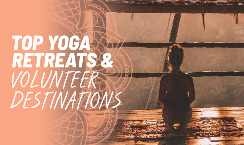 Yoga Retreats And Volunteer Abroad Programs