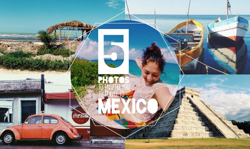 5 Photos That Prove You Should Definitely Travel To Mexico