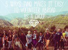 IVHQ Makes It Easy To Volunteer Abroad As A Group