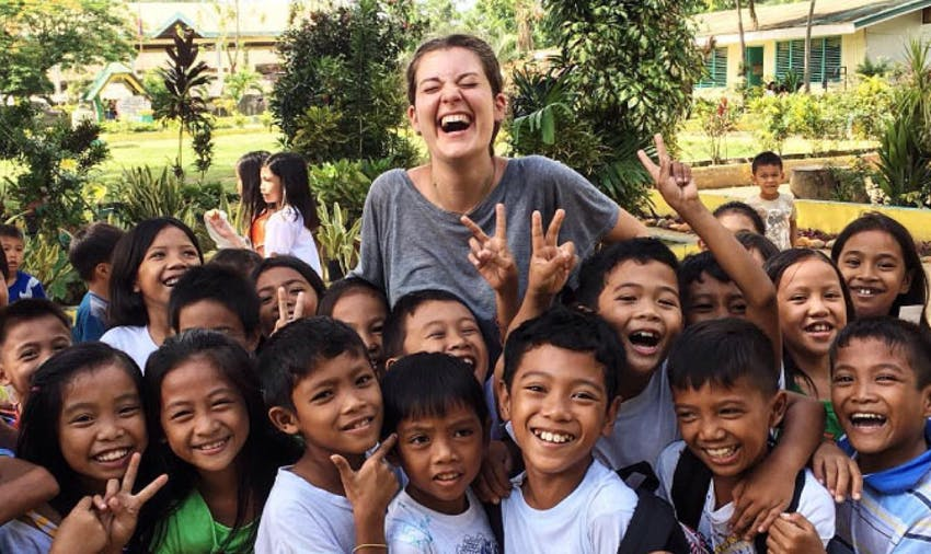 Volunteer in the Philippines with IVHQ