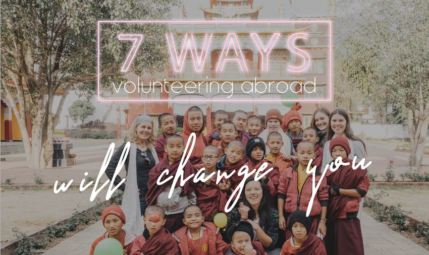 Benefits of volunteering abroad - 7 ways that volunteering with IVHQ will change you