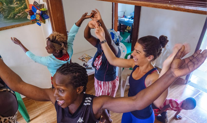 Benefits of volunteering abroad - your concept of home changes