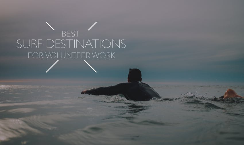 Best volunteer surf destinations