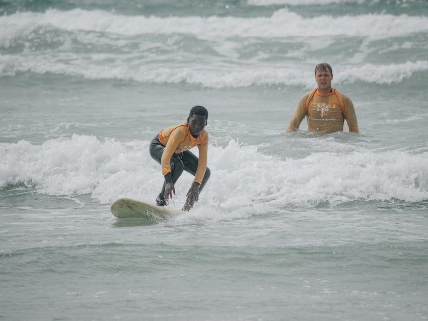South Africa surf