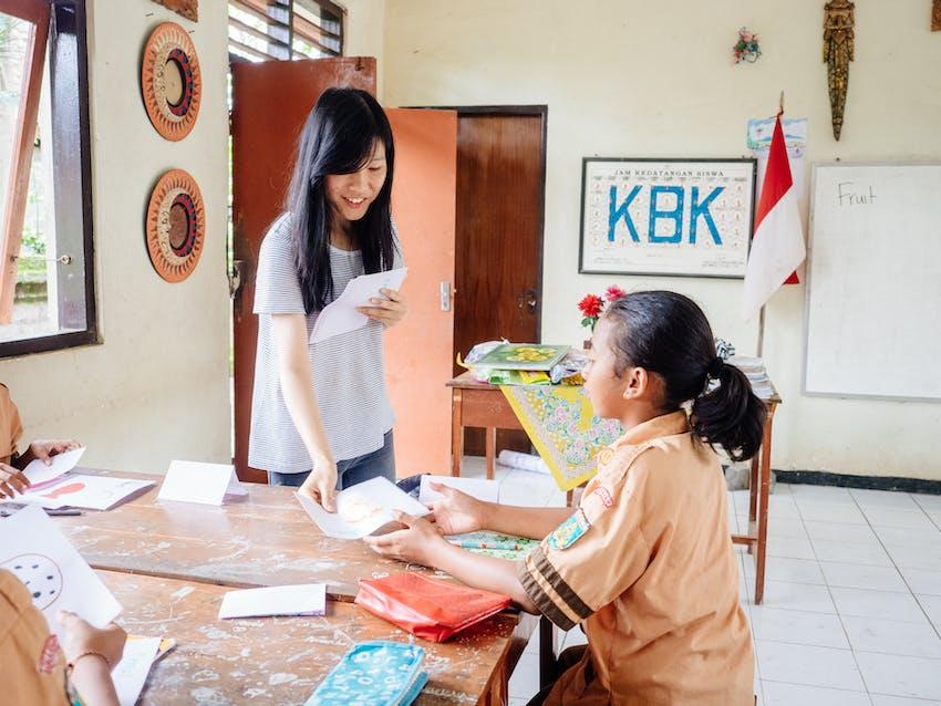 IVHQ Top 10 Eco-Volunteer Bali Image