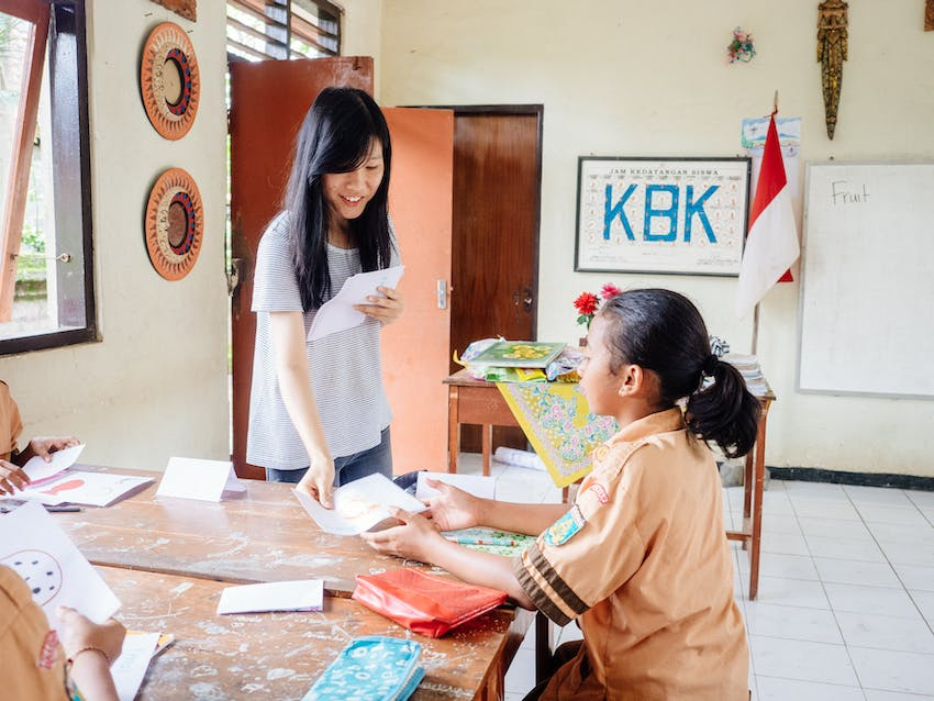 Conservation projects in Bali