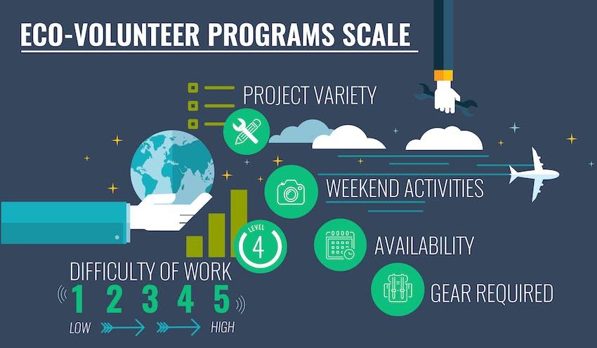 IVHQ Top 10 Eco Volunteer Key