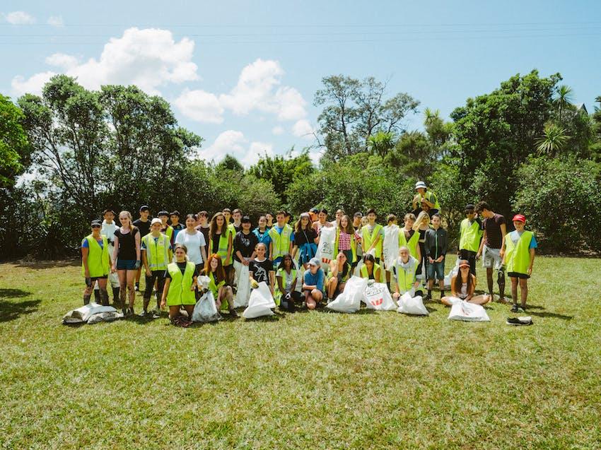 Environmental volunteer opportunities in New Zealand