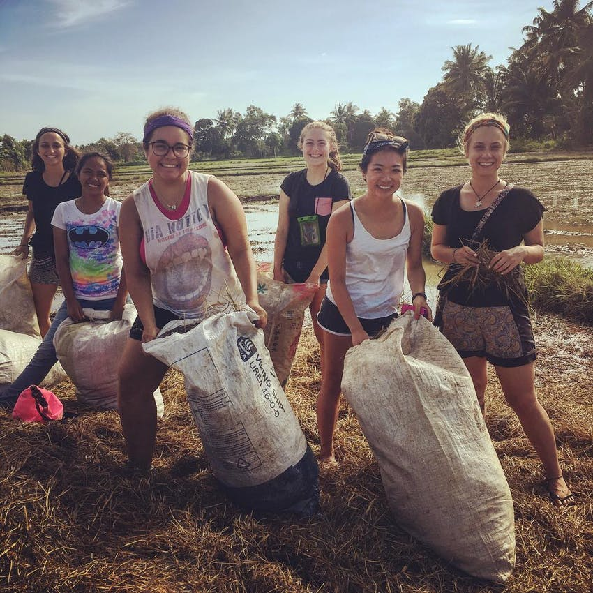 Environmental volunteer opportunities in the Philippines