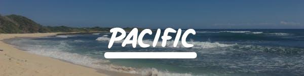 Volunteer holidays abroad Pacific