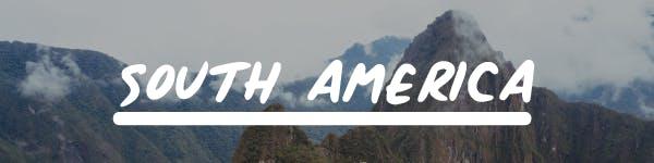 Volunteer holidays abroad South America